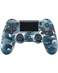 Controller Dualshock 4 -Blue Camouflage- (Sony)