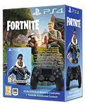 Controller Dualshock 4 incl. Fortnite Content -Jet Black- (Sony)