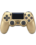 Controller Dualshock 4 -Gold- (Sony) (Playstation 4)