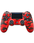 Controller Dualshock 4 -Red Camouflage- (Sony)