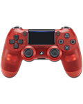 Controller Dualshock 4 -Red Crystal- (Sony)