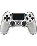 Controller Dualshock 4 -Silver- (Sony)