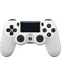 Controller Dualshock 4 -Glacier White- (Sony)