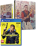 Cyberpunk 2077 - Day 1 Edition (inkl. Steelbook)