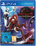 Deception IV: The Nightmare Princess (Playstation 4)