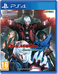 Devil May Cry 4 - Special Edition -JP-