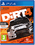 DiRT 4 - Day 1 Edition (Playstation 4)