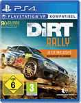 DiRT Rally - plus VR Upgrade (Playstation 4)