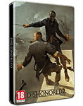 Dishonored 2: Das Vermächtnis der Maske - Steelbook Edition (Playstation 4)
