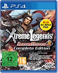 Dynasty Warriors 8: Xtreme Legends - Complete Edition + DLC Bonus Pack (Playstation 4)