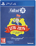 Fallout 76 - Tricentennial Edition (inkl. Trolley Token) (Playstation 4)