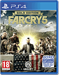 Far Cry 5 - Gold Edition (Playstation 4)