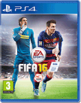 FIFA 16 (inkl. FUT Gold-Sets) (Playstation 4)
