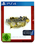 Final Fantasy Type-0 HD - Limited Edition (Playstation 4)