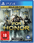 For Honor - Gold Edition (Playstation 4)