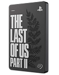 Game Drive Harddisk 2 TB USB 3.0 -The Last of Us Part II- (Seagate)