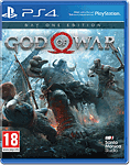 God of War - Day 1 Edition (Playstation 4)