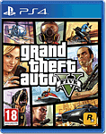 Grand Theft Auto 5 (Playstation 4)