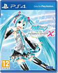 Hatsune Miku: Project DIVA X -US-