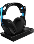 Headset A50 Wireless 2016 -Black/Blue- (Astro) (Playstation 4)