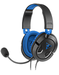 Ear Force Recon 50P Gaming Headset -Black- (Turtle Beach)
