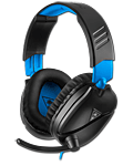 Recon 70P Gaming Headset -Black- (Turtle Beach)