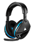 Ear Force Stealth 600P Wireless Gaming Headset -Black- (Turtle Beach)