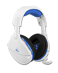 Ear Force Stealth 600P Wireless Gaming Headset -White- (Turtle Beach)