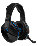 Ear Force Stealth 700P Surround Headset -Black- (Turtle Beach)