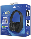 Gold Wireless Headset - Fortnite Neo Versa Bundle (Sony)