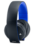 Headset Wireless Stereo 2.0 -Black- (Sony) (Playstation 4)