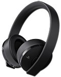 Gold Wireless Headset (Sony)