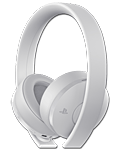 Gold Wireless Headset -White- (Sony)