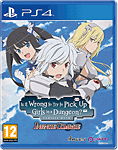 Is It Wrong to Try to Pick Up Girls in a Dungeon? Infinite Combate -E-