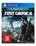 Just Cause 4 - Steelbook Edition (Playstation 4)