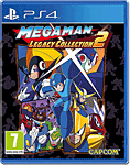 Mega Man Legacy Collection 2 -US- (Playstation 4)