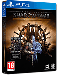 Middle-earth: Shadow of War - Gold Edition (Playstation 4)