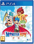 Monster Boy and the Cursed Kingdom -US- (PS4)