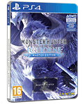 Monster Hunter: World - Iceborne Steelbook Master Edition -E-
