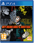 My Hero One's Justice (Playstation 4)