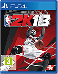 NBA 2K18 - Legend Edition (Playstation 4)