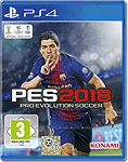 PES 2018 - Pro Evolution Soccer (Playstation 4)