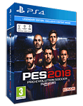 PES 2018 - Pro Evolution Soccer - Legendary Edition (Playstation 4)