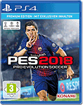 PES 2018 - Pro Evolution Soccer - Premium Edition (Playstation 4)
