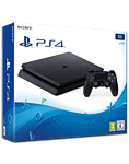 Sony Playstation 4 Slim 1 TB -Black- (Sony) (Playstation 4)