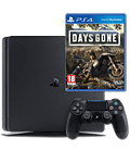 Sony Playstation 4 Slim 1 TB - Days Gone Set -Black- (Sony)