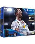 Sony Playstation 4 Slim 1 TB - FIFA 18 Set -Black- (Sony)