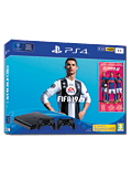 Sony Playstation 4 Slim 1 TB - FIFA 19 Set -Black- (Sony)