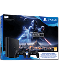 Sony Playstation 4 Slim 1 TB - Star Wars: Battlefront 2 Set -Black- (Sony)