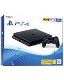 Sony Playstation 4 Slim 500 GB -Jet Black- (Sony)